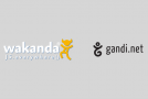 Wakanda Server on Gandi VPS