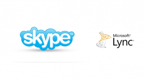 Skype: Lync Sip Trunk Plugged