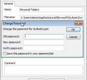 Lost or Forgotten PST Password – Here is the Solution