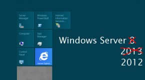 First hand review of Windows Server 2012
