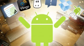 Top 5 Used Android Apps for 2012