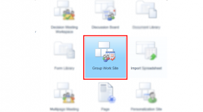 Using Group Work Site in Sharepoint 2010, Office 365