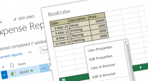 New ways of working with sharepoint lists in SharePoint 2013
