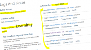 Tagging your favorite Sharepoint 2013 items