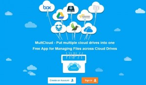 manage cloud storage accounts