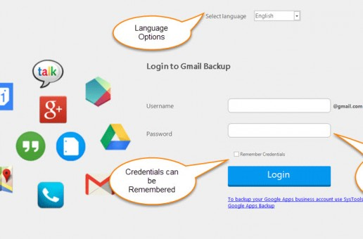 Sys Tools Gmail Backup Tool – Review